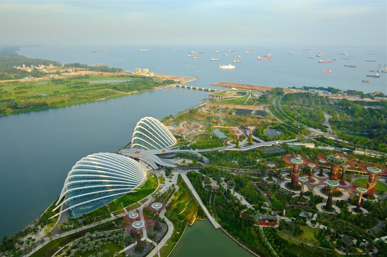 Derni re minute singapour born o phuket du 8 au 20 for Jardin botanique singapour