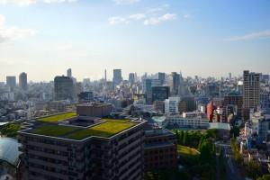 1er réveil à Tokyo !