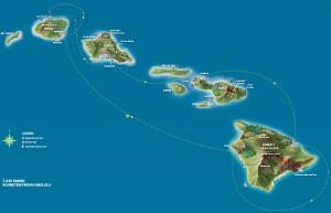 Projet 2016 d'un nouveau genre …Croisière à Hawaii