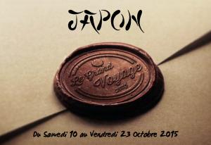En route vers le Japon …où que vous soyez, suivez l'aventure !!