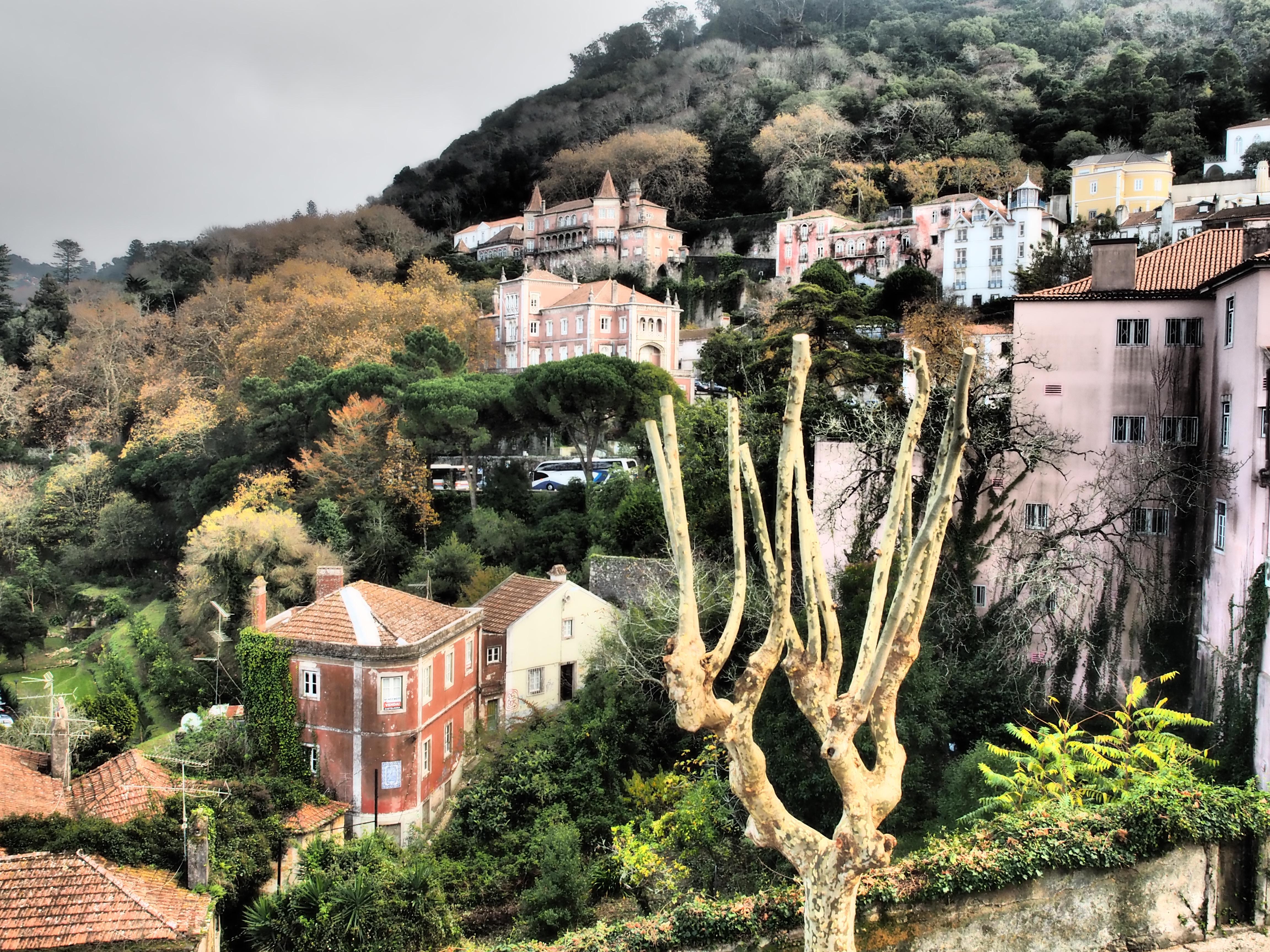 Le centre historique de Sintra