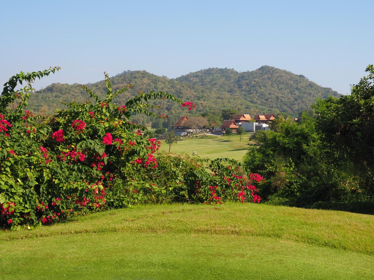 Banyan Golf, Hua Hin, décembre 2015