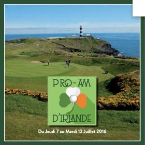 PRO-AM d'IRLANDE, le live !!