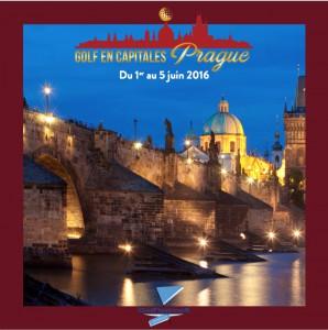 Golf en Capitales à Prague ; téléchargez la brochure !