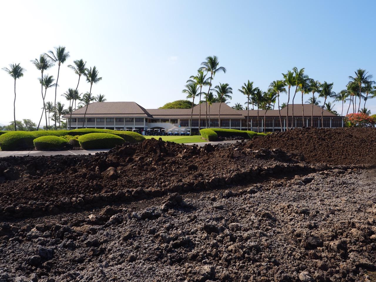 Club-house de Mauna Lani