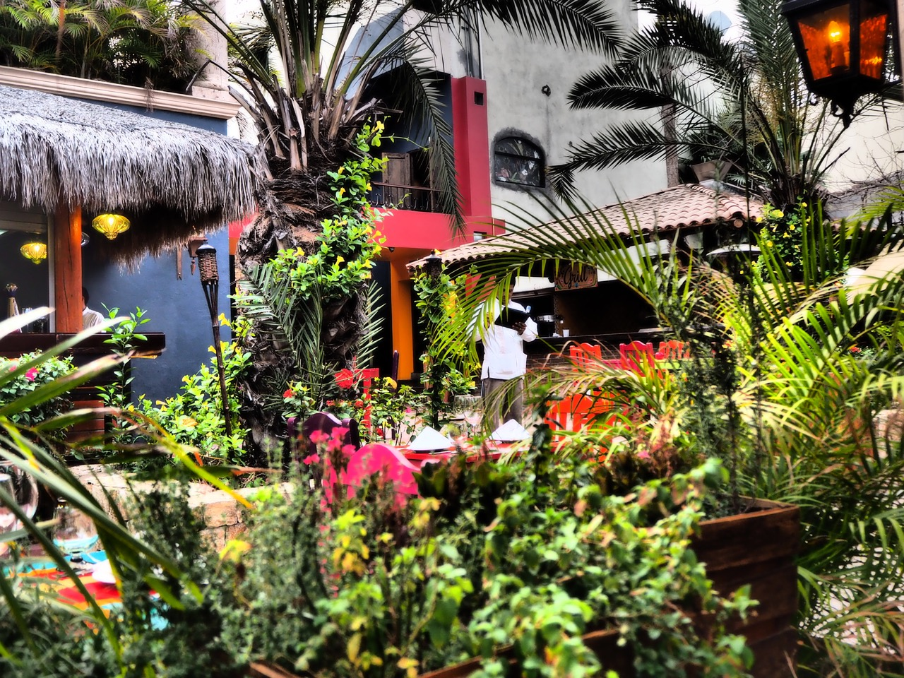 Diner à San José del Cabo