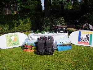 Samedi 11 juin, belle journée de promotion au Golf de Mont Saint-Aignan, à Rouen !