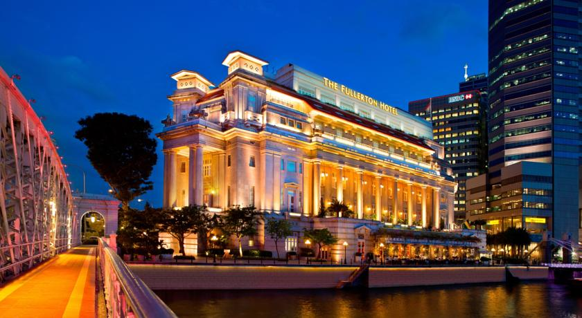 The Fullerton - Singapour (3 nuits)
