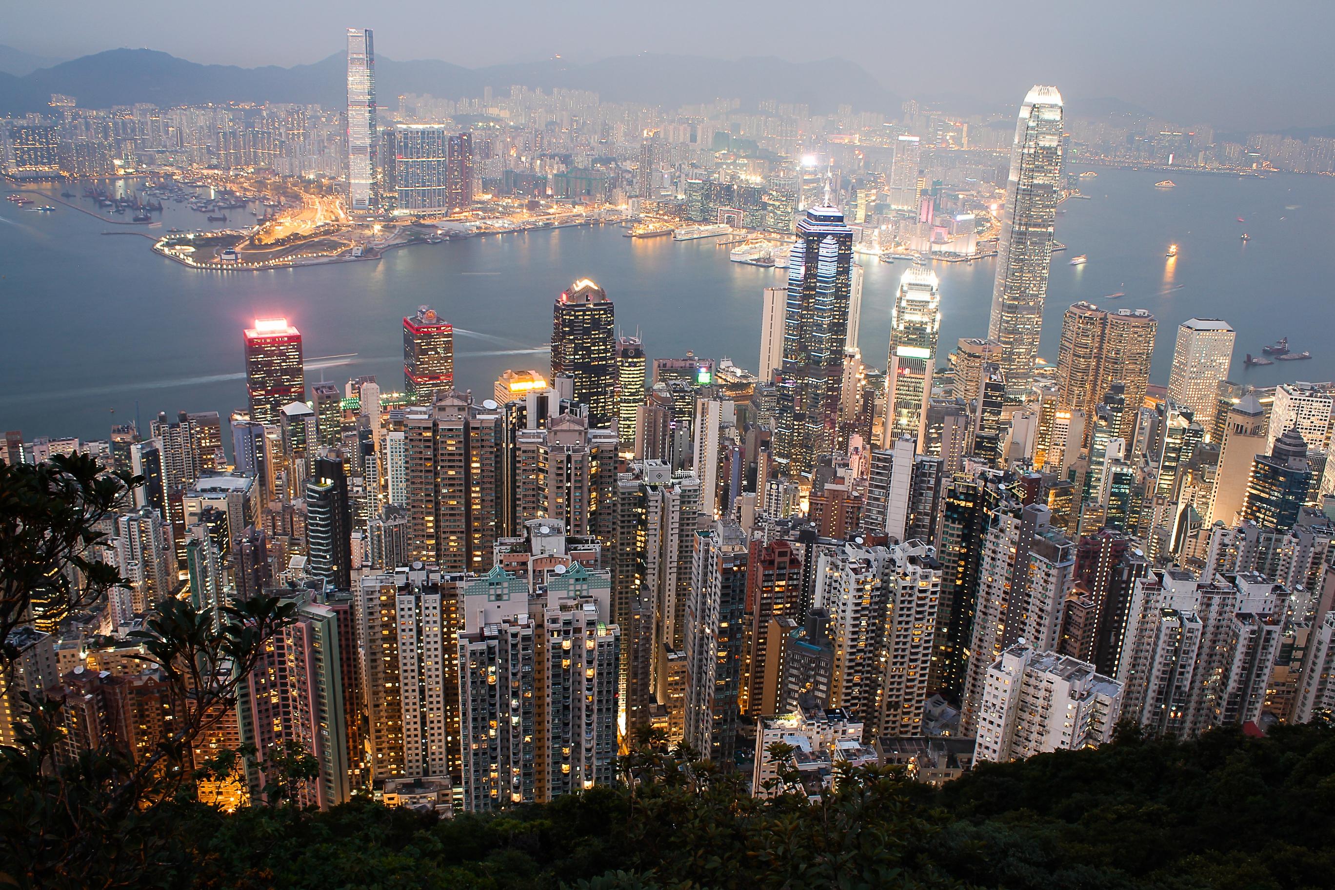 Hong-Kong (3 nuits)