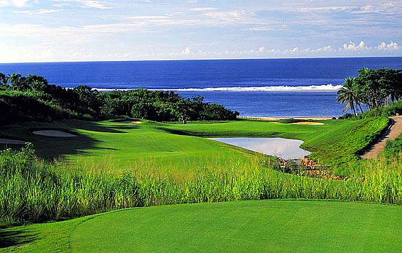 Natadola Golf - Fidji