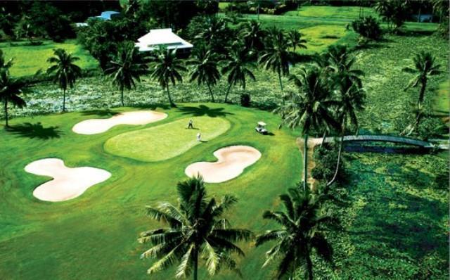 The Paerl Championship Course - Fidji