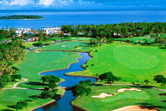 Pearl Golf Club Fidji