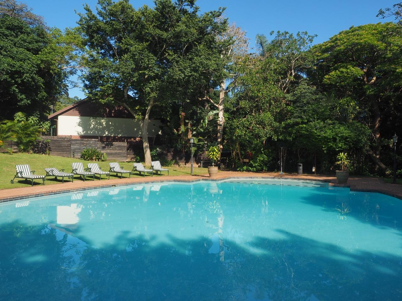 La piscine de Selborne