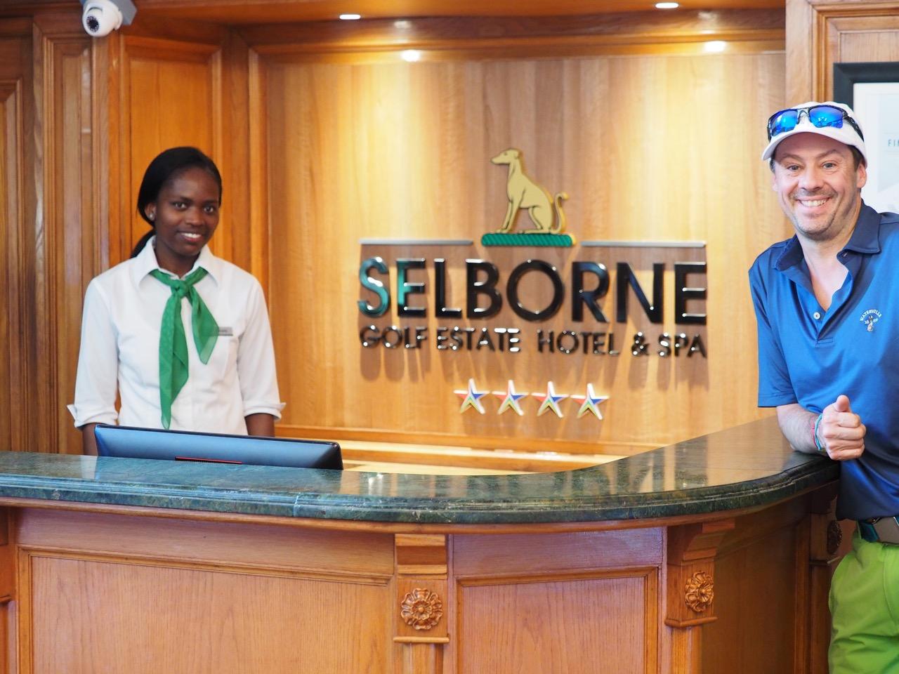 Accueil à Selborne