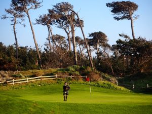 En live de Pebble Beach !