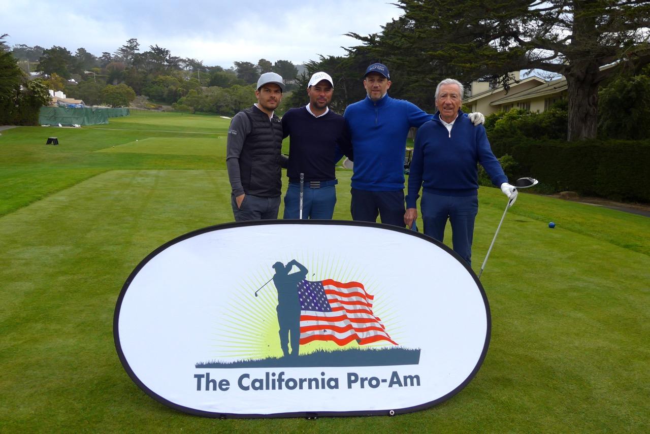 L'équipe de Maxime Demory vainqueur en net du California Pro-Am