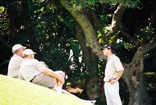 Les conseil de Fred Grosset Grange à ses amateurs en 2003