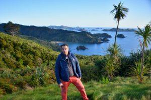 Eclectic …un deuxième extrait, mon entrée dans le monde du tourisme