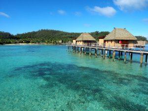 Fidji Time à Likuliku Lagoon …