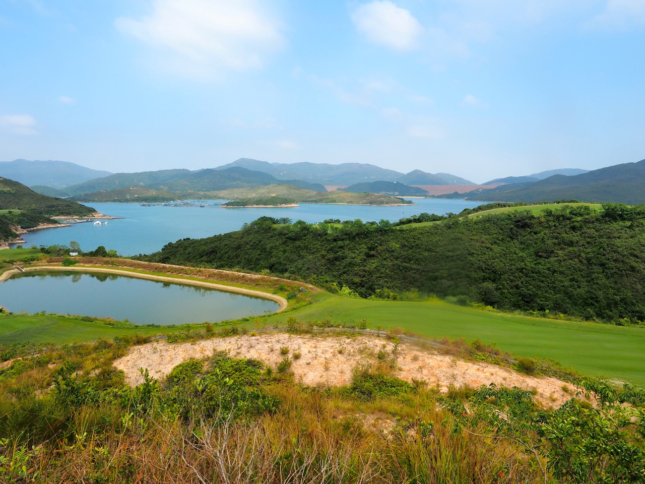 Jockey Club - East Course - Hong-Kong