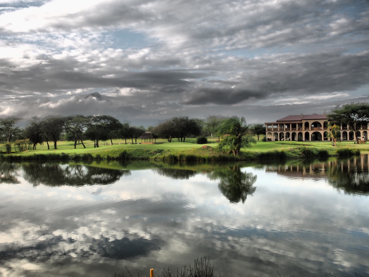 Kili Golf à Arusha