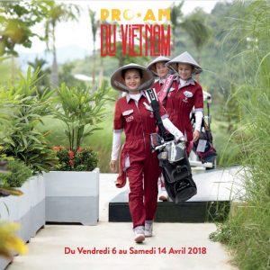 LA BROCHURE DU PRO-AM DU VIETNAM !!!