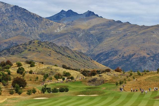 Hills Club, lors de l'étape 6 en Nouvelle-Zélande