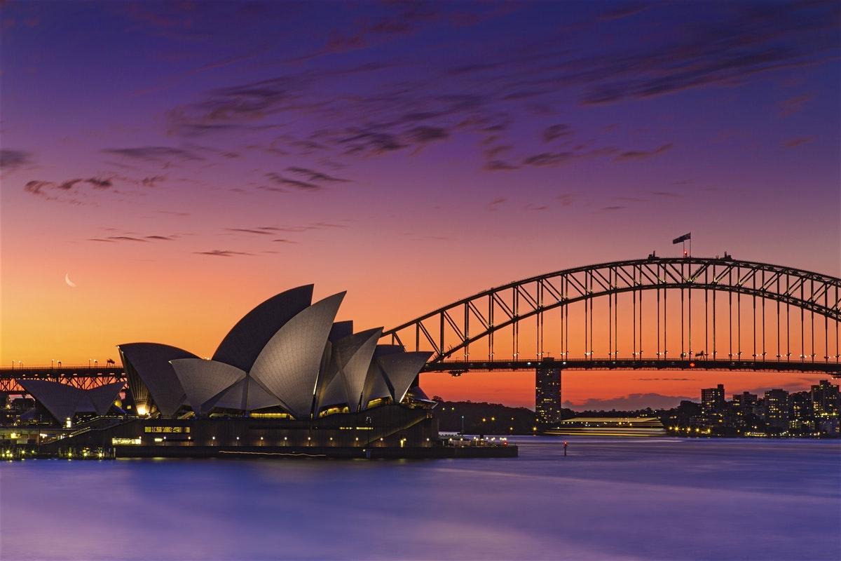 Sydney, étape n°3