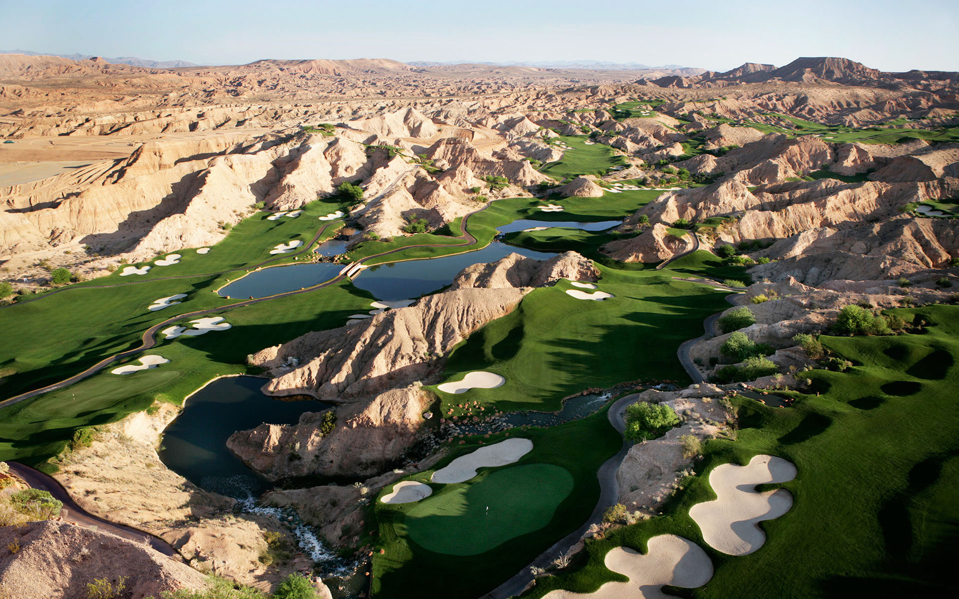 Wolf Creek, étape 8 à Las Vegas