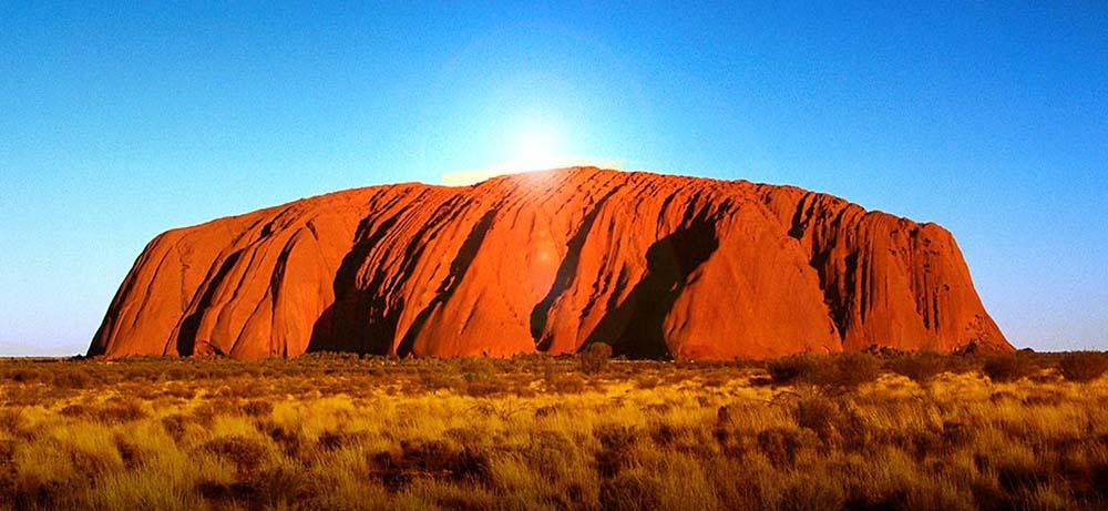 Ayers Rock, étape 4 en Australie