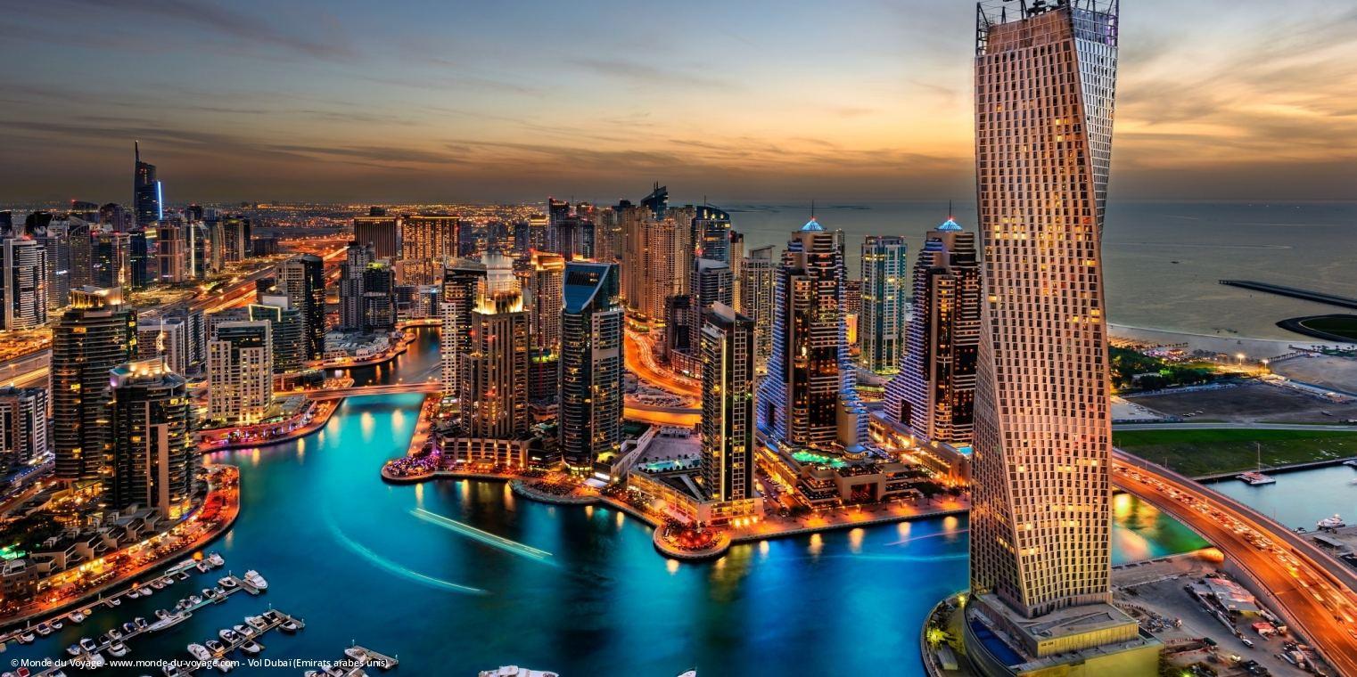 Dubai, étape 1