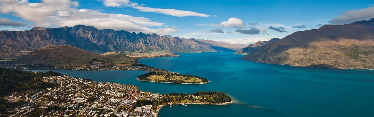 Queenstown, Nouvelle-Zélande, Ile du Sud, étape 6