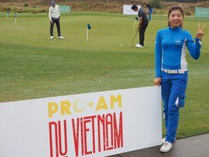 Pro-Am du Vietnam, jour 1