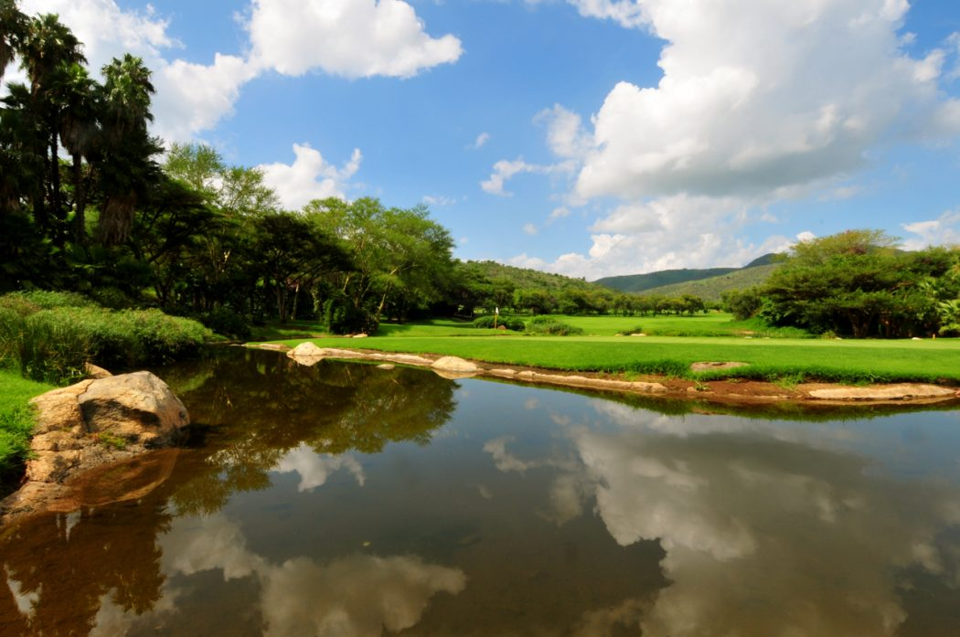 Gary Player Country Club - Pro-Am de l'Afrique du Sud 2019