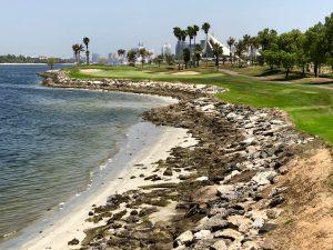 Live de Dubai. Etape N°1 du Tour du Monde Golfissimes