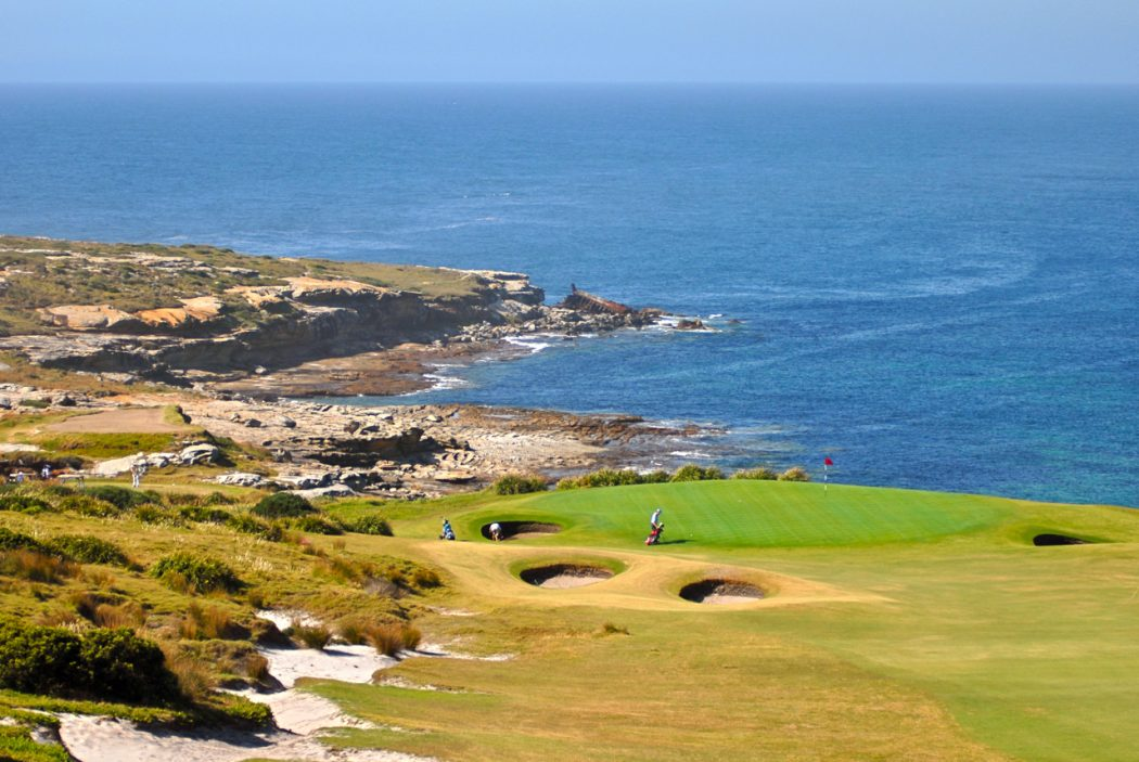 New South Wales - Tour du Monde Golfissimes