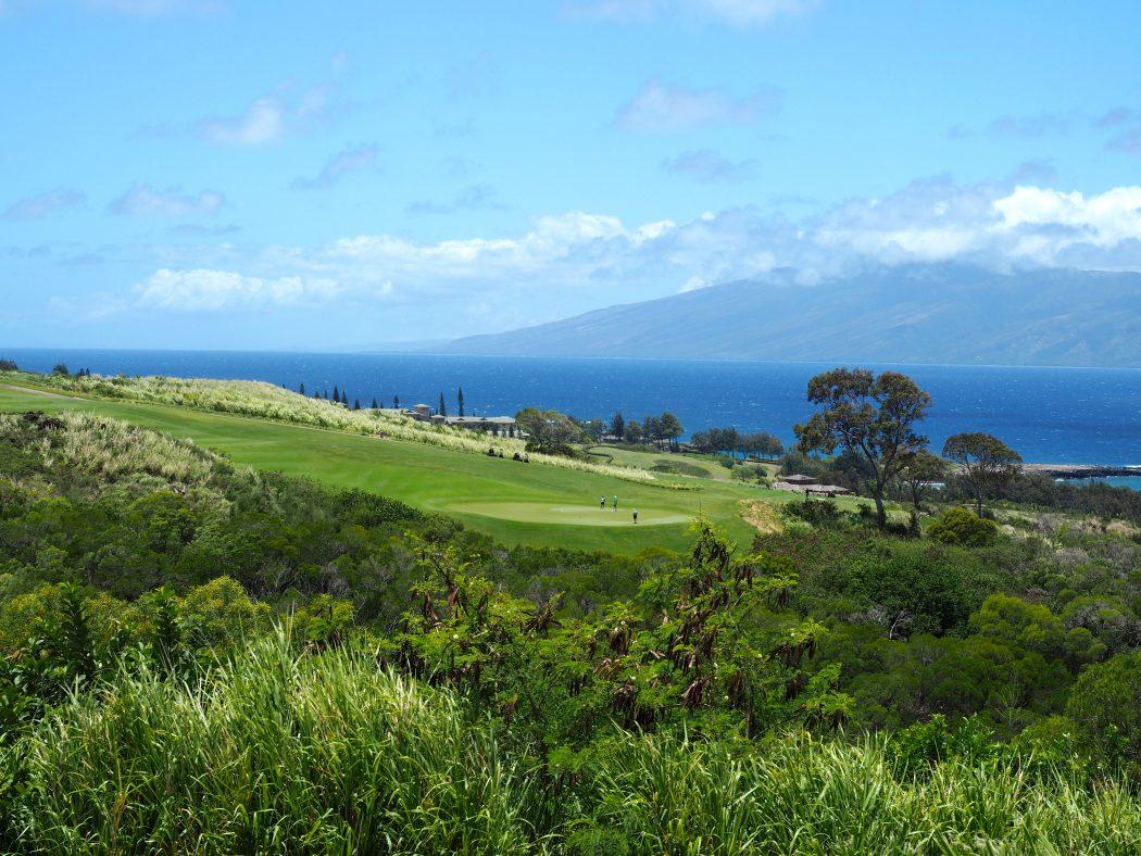 Kapalua Plantation Course - Tour du Monde Golfissimes