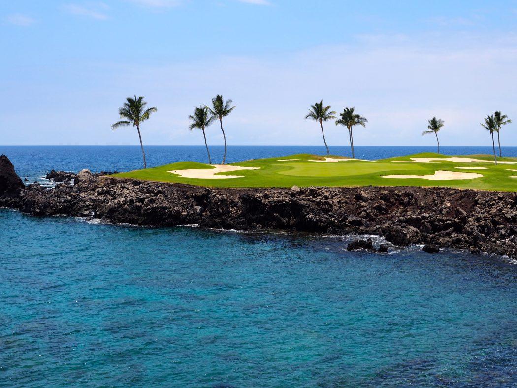 Mauna Lani - Tour du Monde Golfissimes
