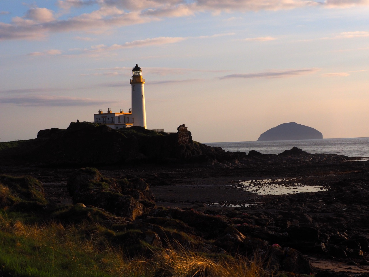 Le phare de Turnberry