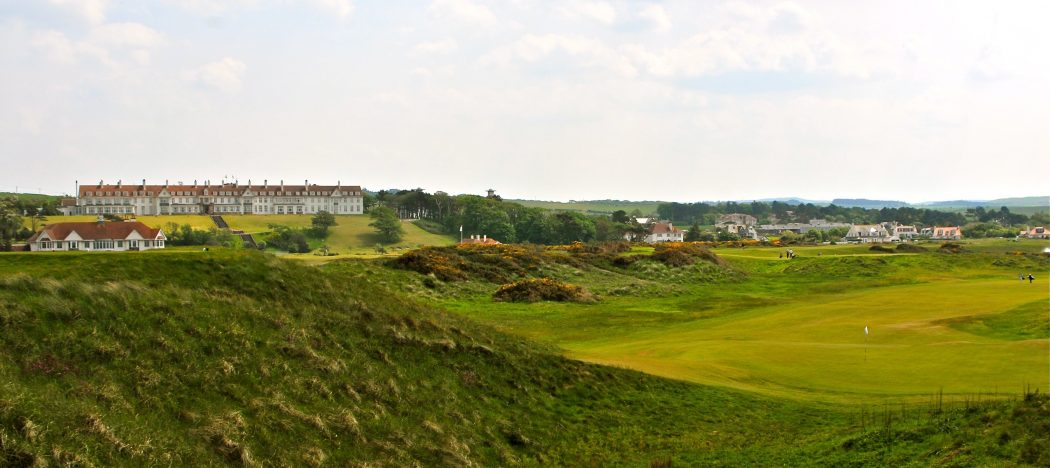 Turnberry Ailsa - Pro-Am d'Ecosse