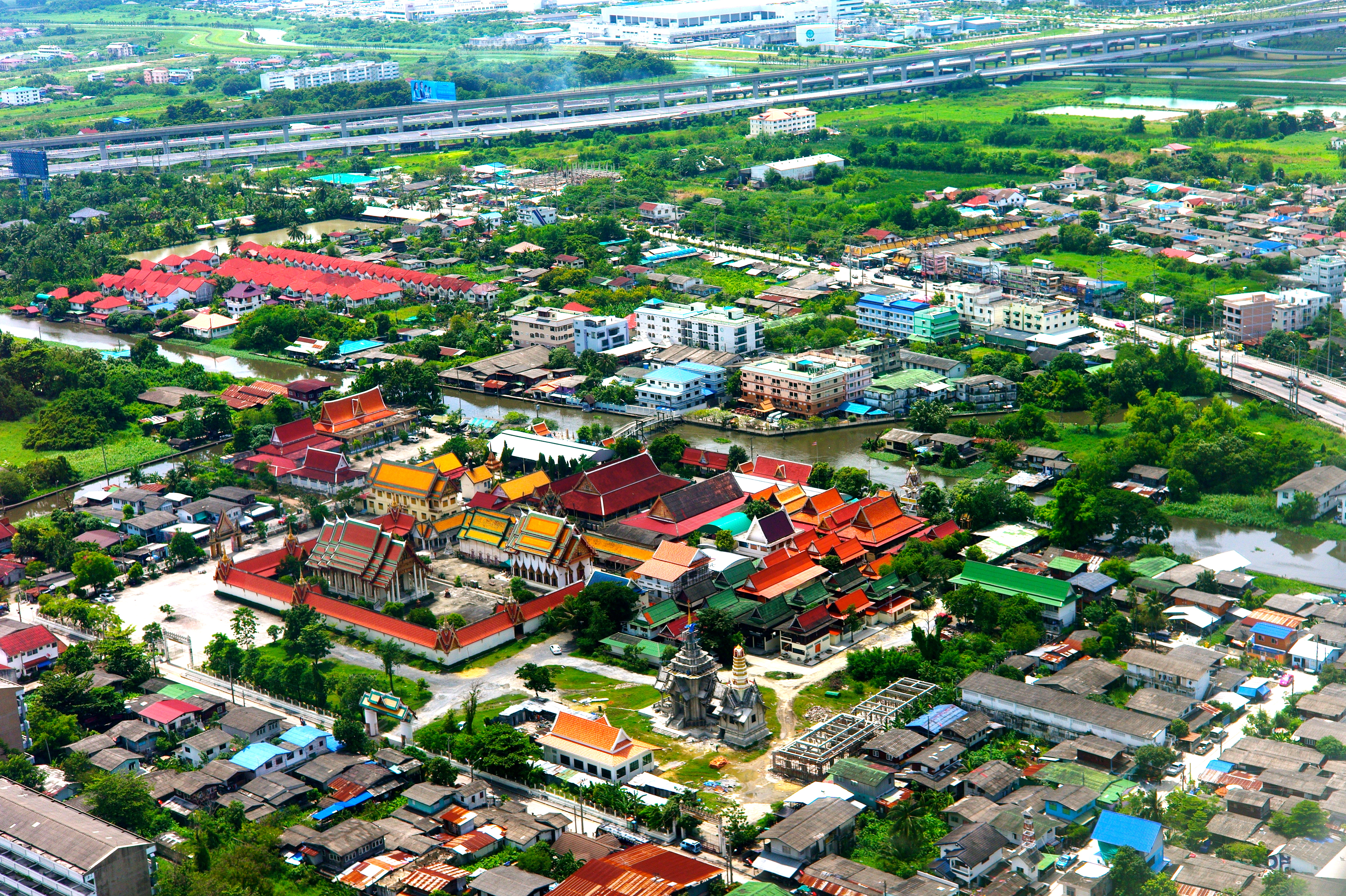 Landing BANGKOK