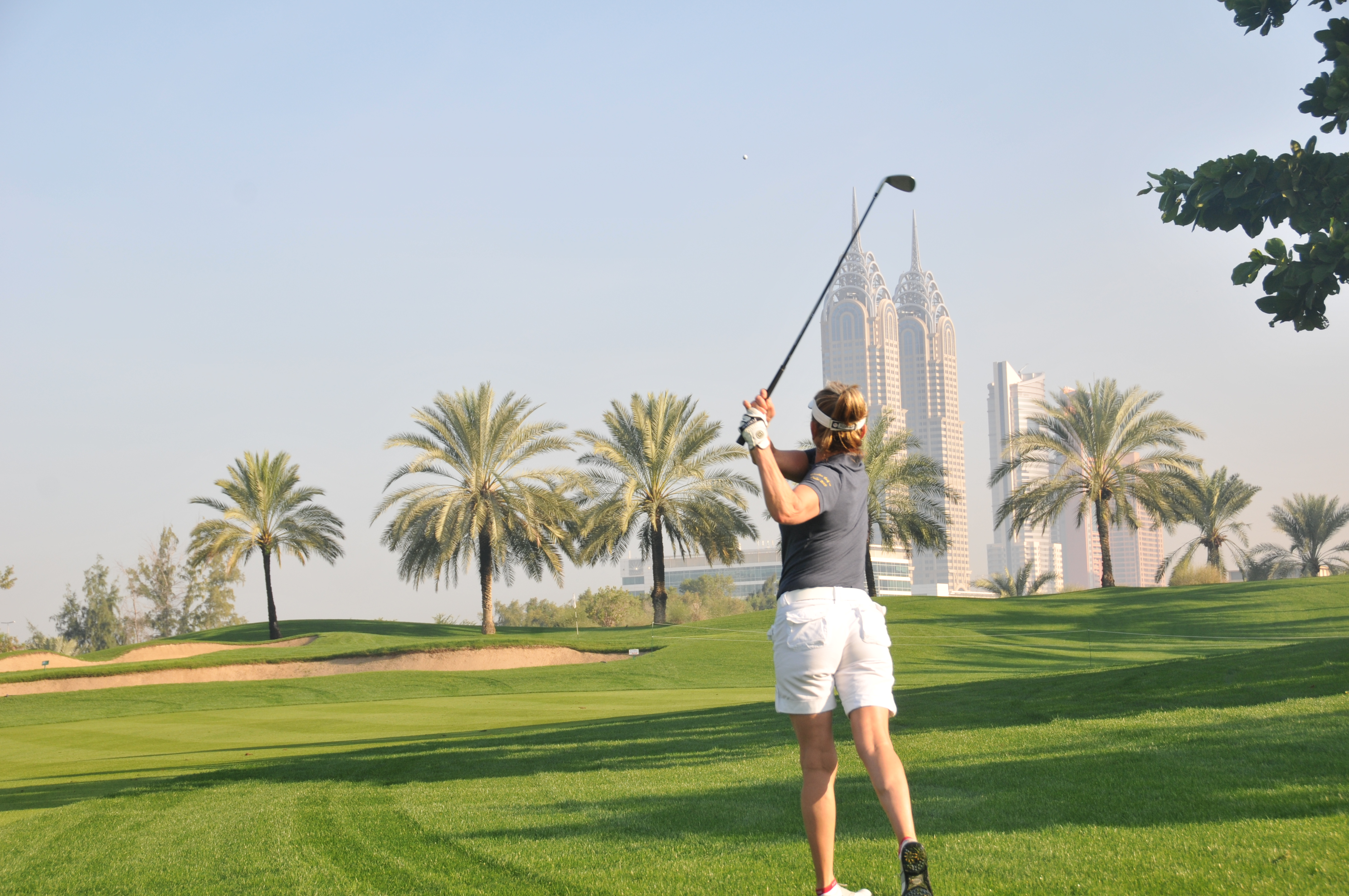 eMIRATES gOLF dUBAI