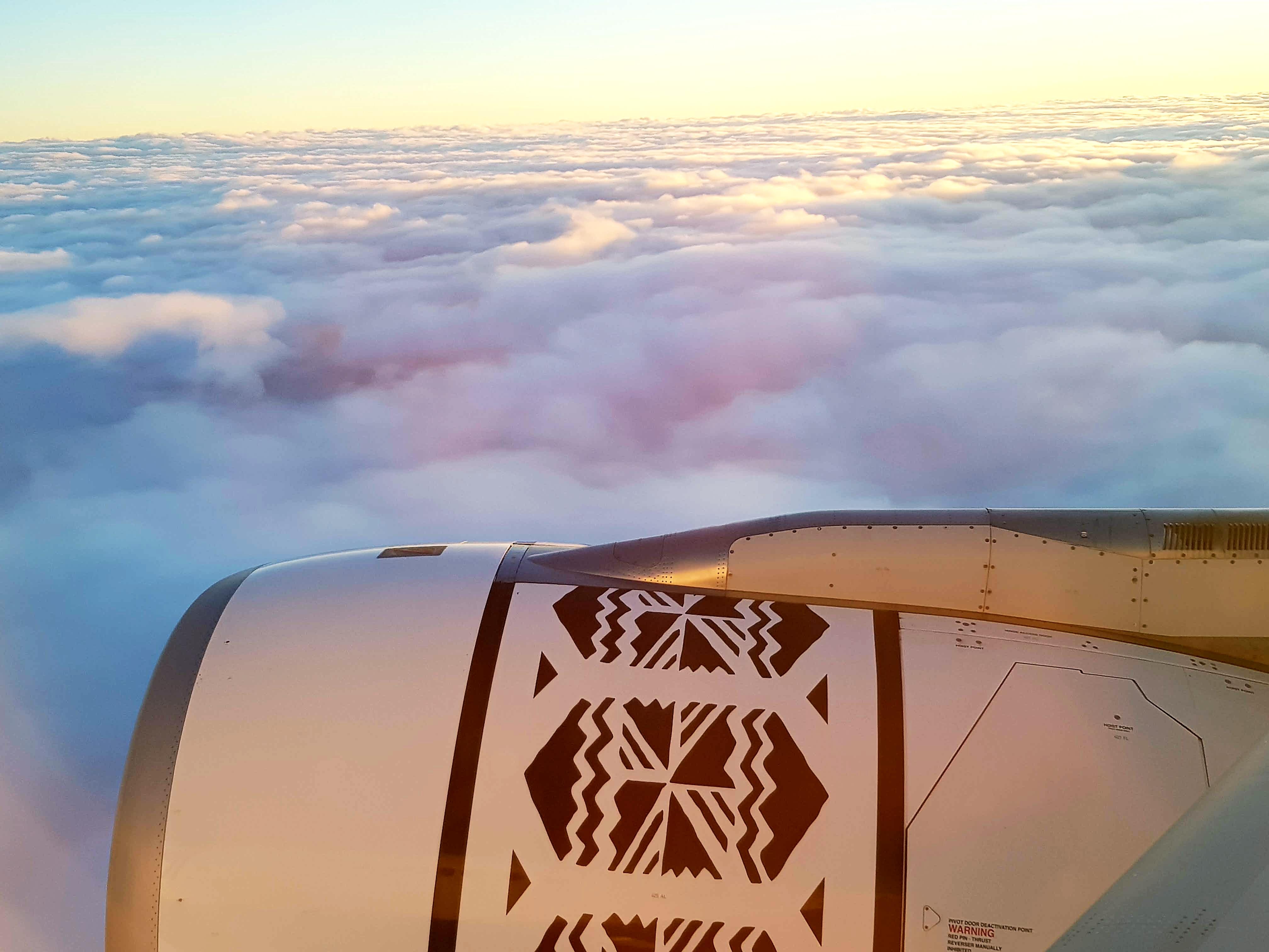 En route vers les Fidji - Grand Voyage 2017