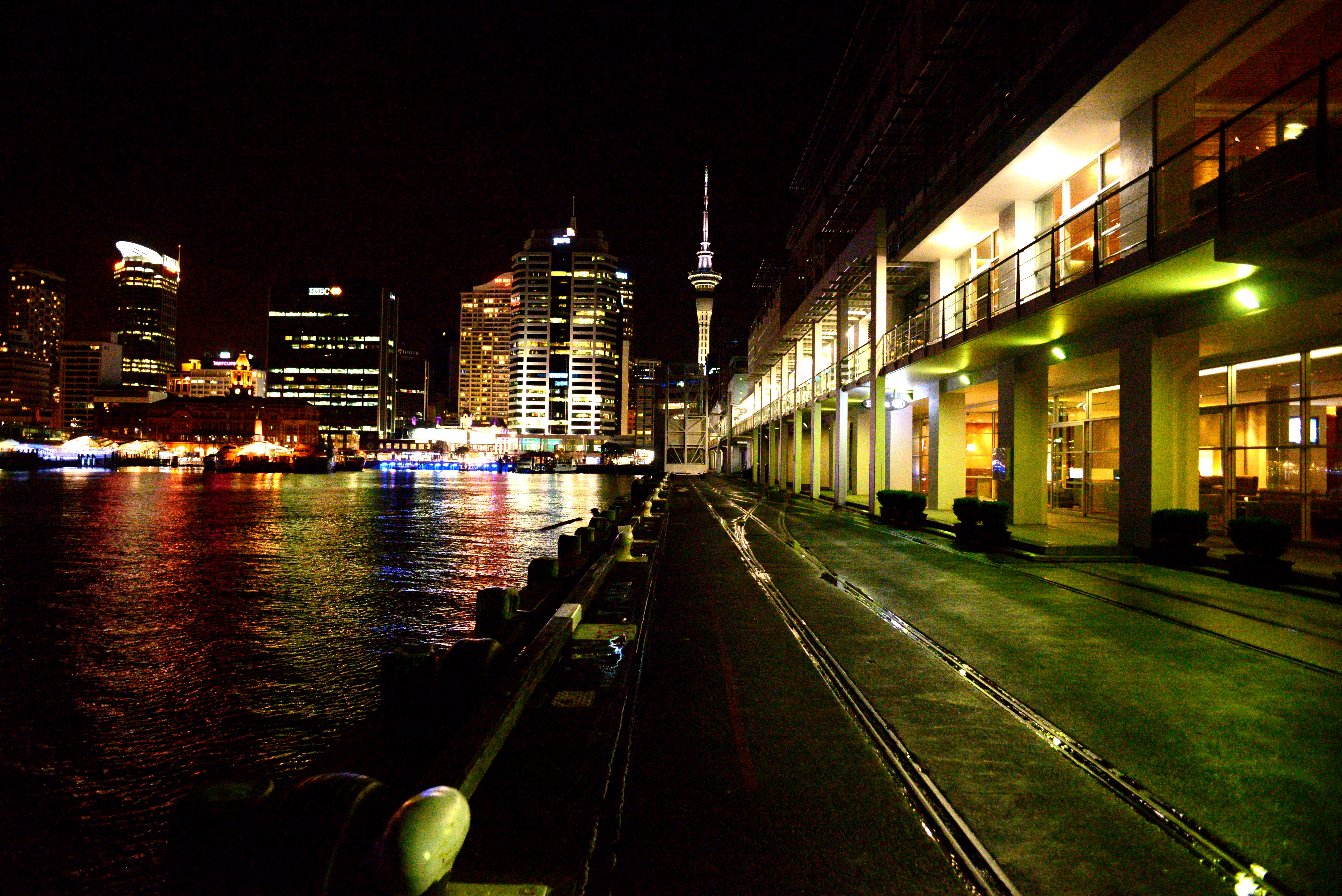 Auckland - Grand Voyage 2014 (et 2018)