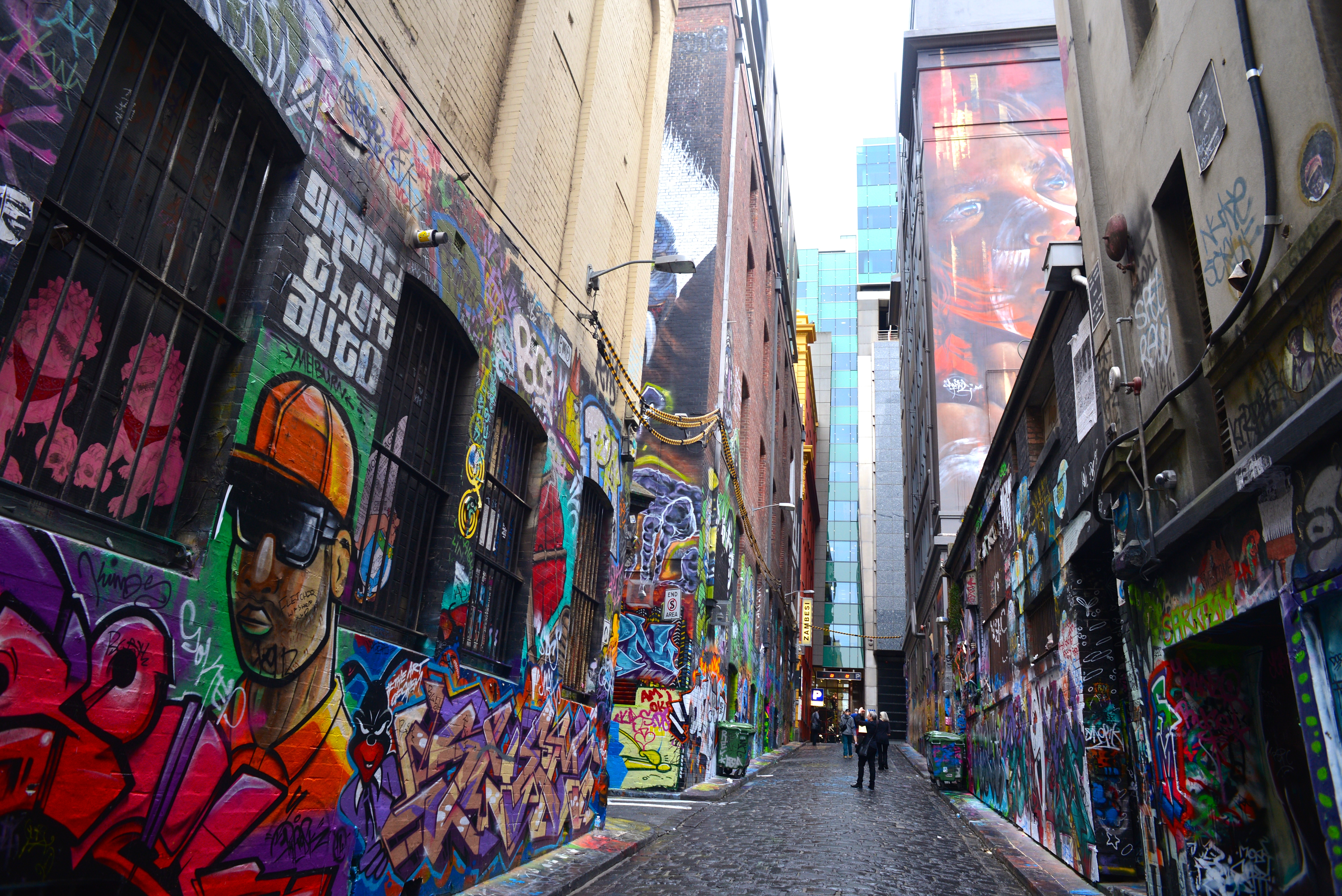 Melbourne - Grand Voyage 2014