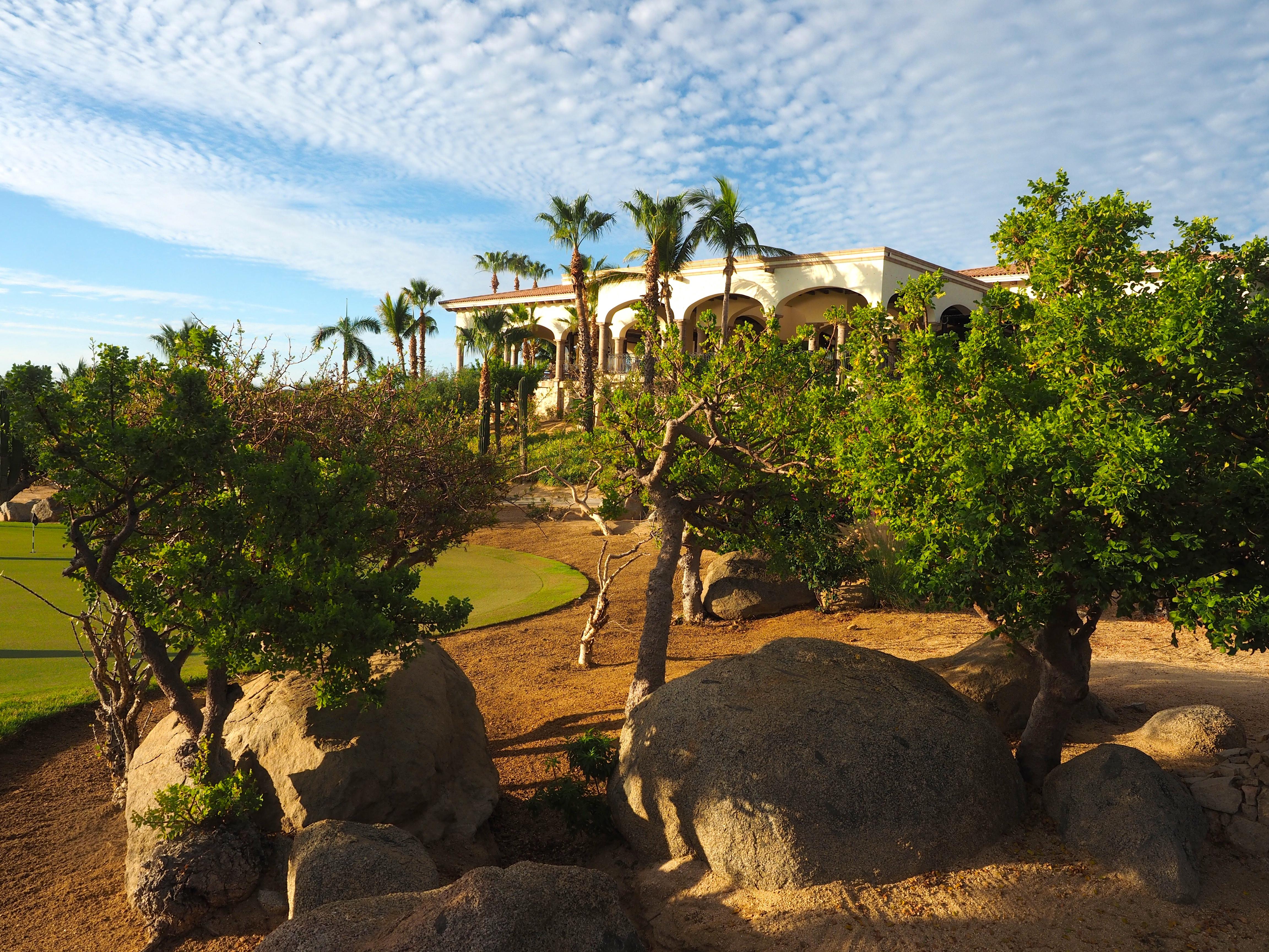 Cabo Del Sol au Mexique - Grand Voyage 2016
