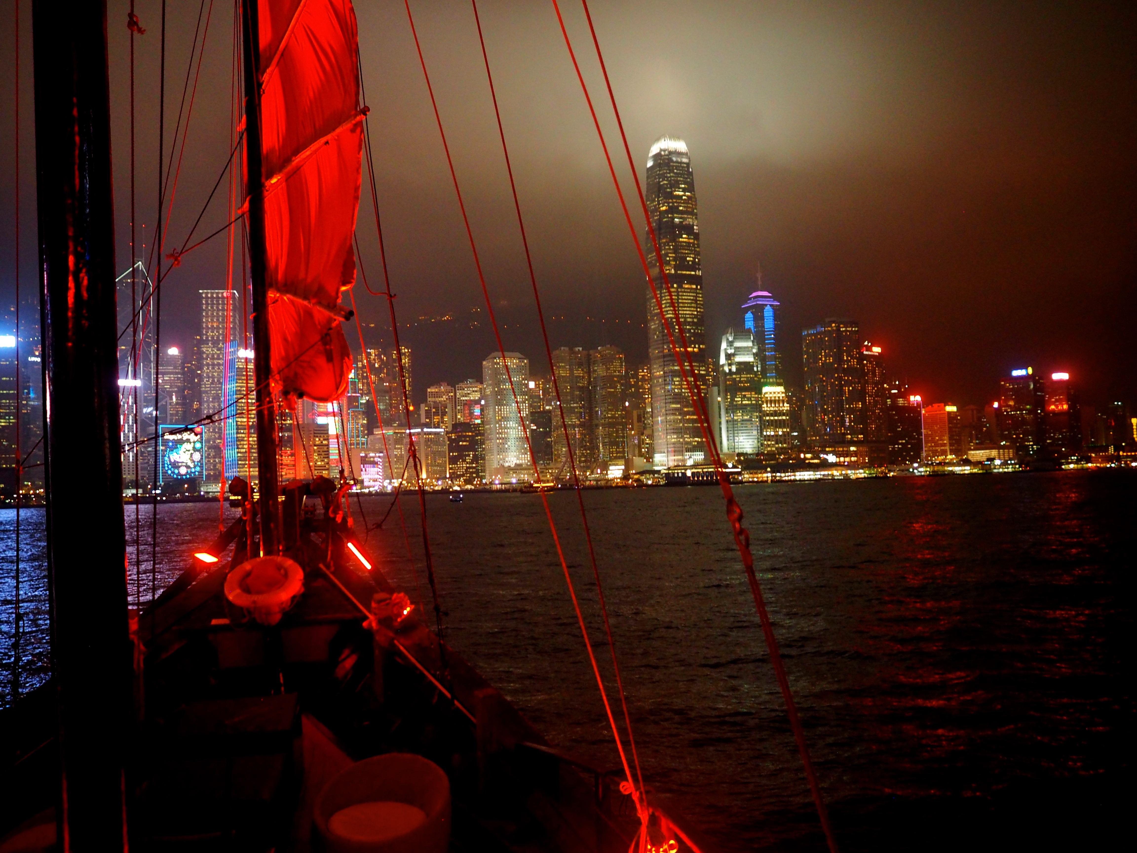 Croisière privée dans la Baie de Hong-Kong - Grand Voyage 2017