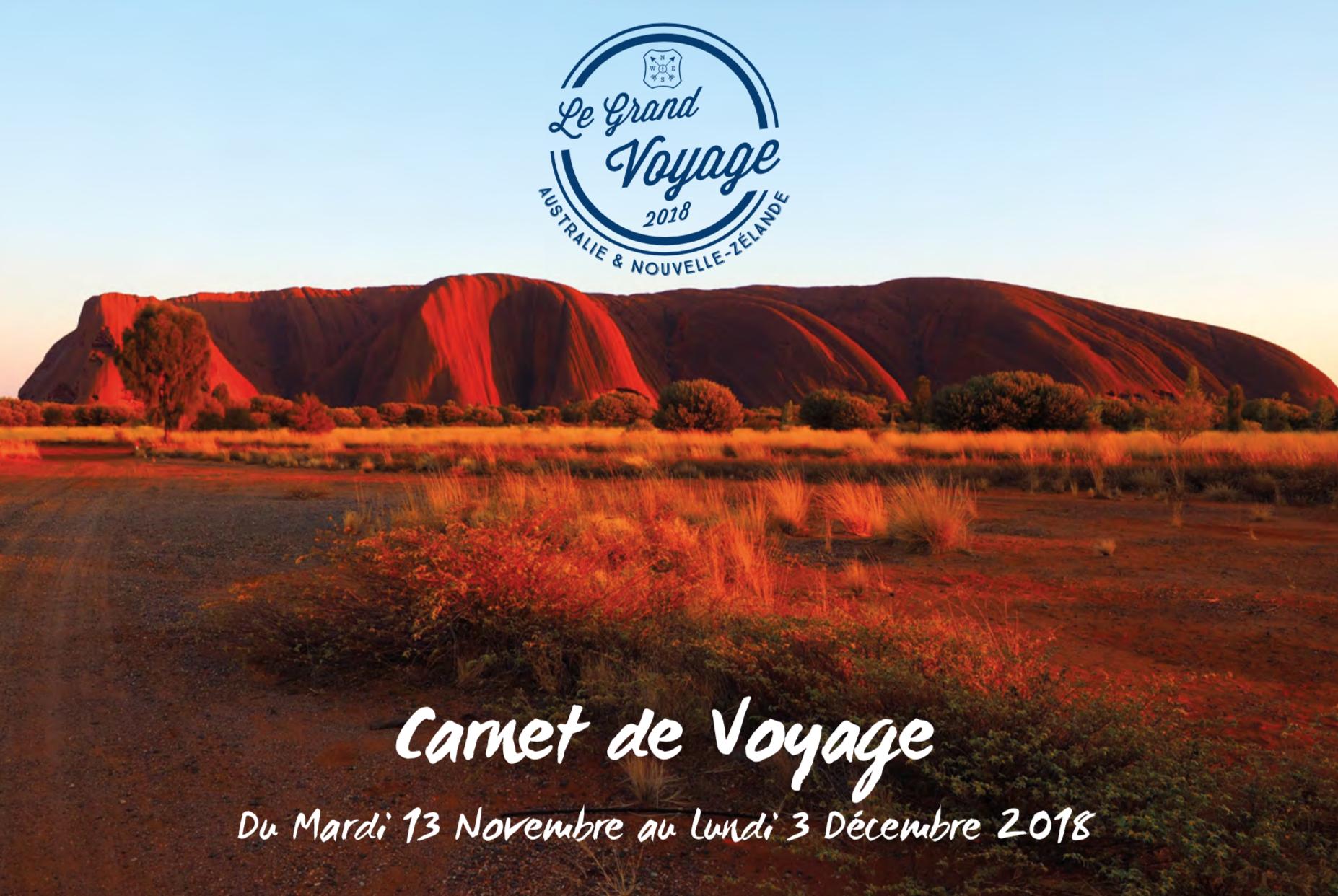 couv Carnet Voyage
