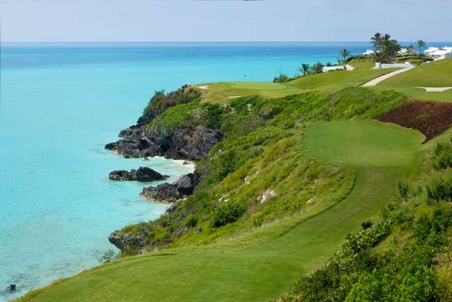 PONT ROYAL GOLF - BERMUDES