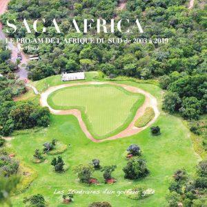 Nouveauté, le livre SAGA AFRICA  !!!